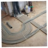 Комплексные электромонтажные работы
